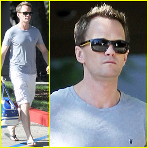 Neil Patrick Harris Celebrates 'Four More Years' For Obama