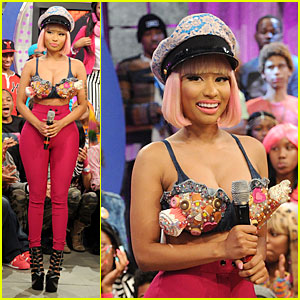 Nicki Minaj: 'Freedom' Music Video - Watch Now!