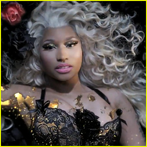 Nicki Minaj: 'Pink Friday' Fragrance Commercial - Watch Now!