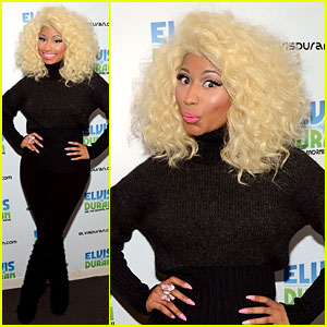 Nicki Minaj Shut Out of Own Album Release Party