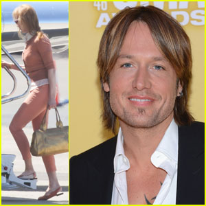 Nicole Kidman & Keith Urban: Opposite Sides of the World