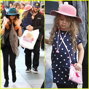 Nicole Richie & Joel Madden: 'Yo Gabba Gabba' Show With the Kids!