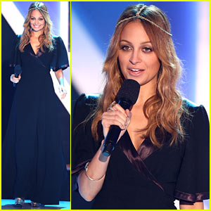 Nicole Richie - TeenNick Halo Awards 2012