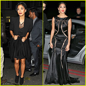 Nicole Scherzinger & Ne-Yo Are Really Good Friends!