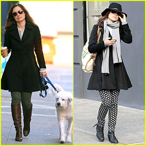Olivia Wilde: Coffee Run with Paco!
