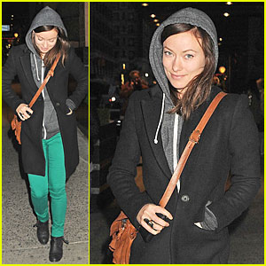 Olivia Wilde: 'The Keeping Room' Star!