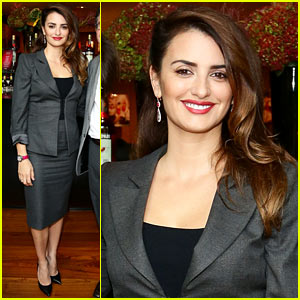 Penelope Cruz: Campari Calendar Unveiling Press Conference