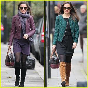 Pippa Middleton: Stylish London Lady!