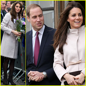 Prince William & Duchess Kate: Cambridge Senate House Visit!