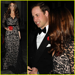 Prince William & Duchess Kate: University of St. Andrews Dinner Guests