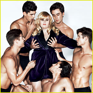 Rebel Wilson Named 'Next Big Thing' By 'Details' Magazine!