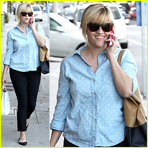 Reese Witherspoon: Jim Toth is There Every Step of the Way!