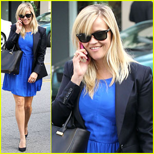 Reese Witherspoon Talks 'Gone Girl' Film Adaptation
