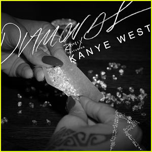 Rihanna's 'Diamonds' Remix Featuring Kanye West - Listen Now!
