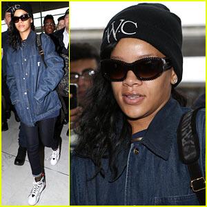 Rihanna: E-Werk Berlin Concert Tonight!