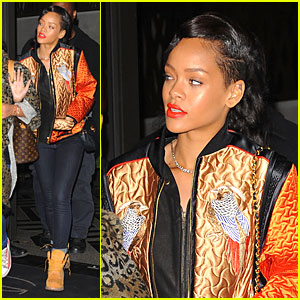 Rihanna: 'Nobodies Business' is How I Look at My Personal Life!