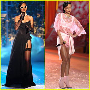 Rihanna: Victoria's Secret Fashion Show 2012 Performance!