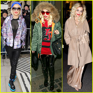 Rita Ora: 22nd Birthday Next Week!