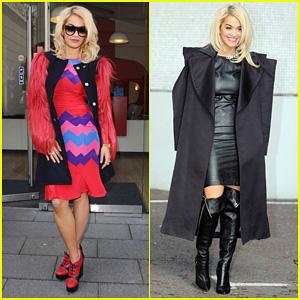 Rita Ora: 'Shine Ya Light' Live on 'X Factor UK'!