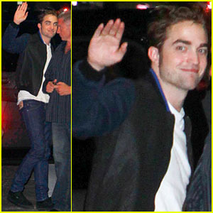 Robert Pattinson: 'Jimmy Kimmel Live!' Guest