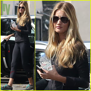 Rosie Huntington-Whiteley: Wednesday Workout Woman!