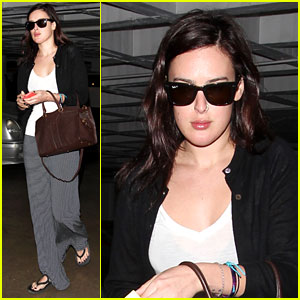 Rumer Willis Books 'Hawaii Five-O' Role as Masi Oka's Crush!