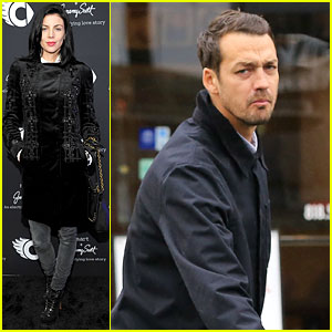 Rupert Sanders & Liberty Ross: Separate West Coast Outings!