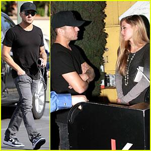 Ryan Phillippe Girlfriend Paulina Slagter