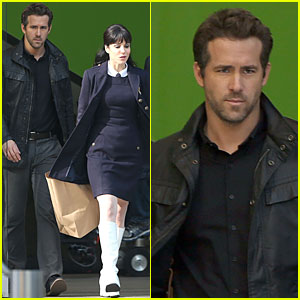 Ryan Reynolds: 'R.I.P.D.' Reshoots with Mary Louise Parker!
