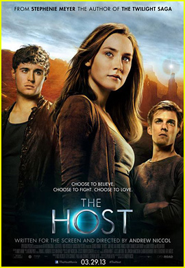 Saoirse Ronan: 'The Host' Official Trailer & Poster!