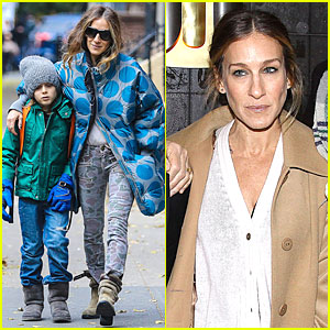 Sarah Jessica Parker Gives Back to Hurricane Sandy Victims!