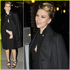Scarlett Johansson: Anthony Hopkins Gave So Much to Me!