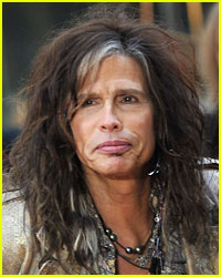 Steven Tyler Drops F-Word on 'Today'