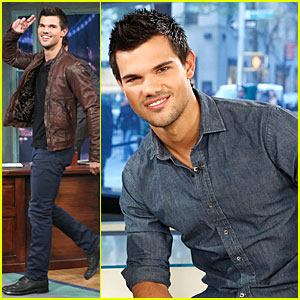 Taylor Lautner: 'Twilight Saga' Was Some of the Most Amazing Years of My Life!