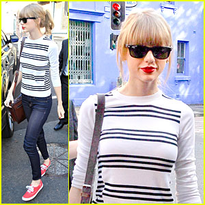 Taylor Swift: ARIA Awards Performer Next Week!