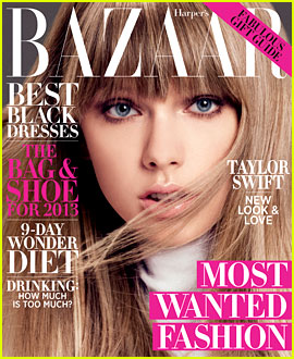 Taylor Swift Covers 'Harper's Bazaar' December/January Issue!