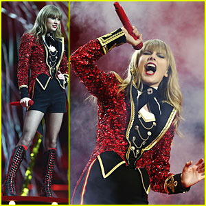 Taylor Swift: MTV EMAs Performance - Watch Now!