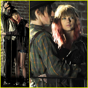 Taylor Swift: Short Hair for 'I Knew You Were Trouble' Video!
