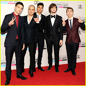 The Wanted: 'I Found You' AMAs Performance!