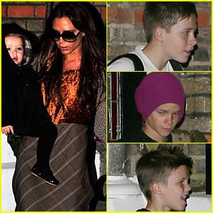 Victoria Beckham: Thanksgiving at Gordon Ramsay's House!