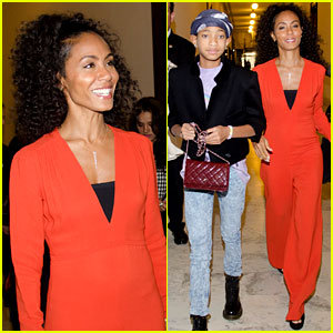 Willow & Jada Pinkett Smith: End Human Trafficking!