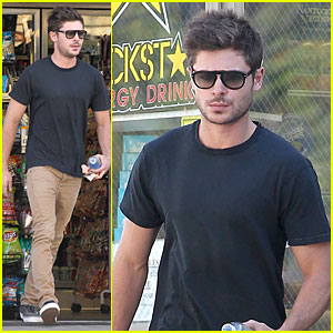 Zac Efron: People's Choice Awards Nominee!