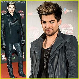 Adam Lambert: Mnet Asian Music Awards Performance - Watch Now!