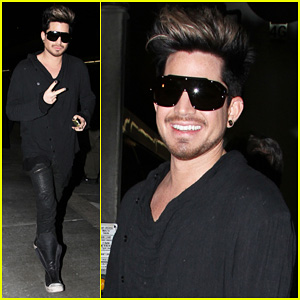 Adam Lambert: 'So Excited' for 'VH1 Divas'!