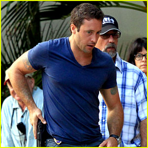 Alex O'Loughlin: Hawaii Feels Like Australia to Me!