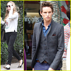Amanda Seyfried Loves Lollipops, Eddie Redmayne in Talks for 'Jupiter Ascending'