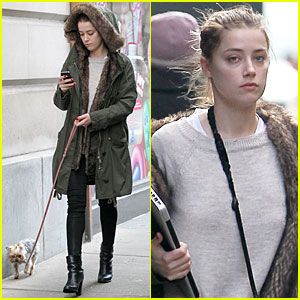 Amber Heard: 'Three Days to Kill' Star!
