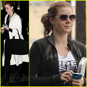 Amy Adams: Clint Eastwood is Loyal &#038; Generous