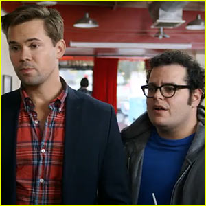 Andrew Rannells & Josh Gad: Best Friends for Funny or Die!
