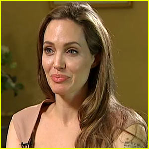 Angelina Jolie Talks Plans to Quit Acting in New Video Interview
